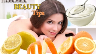 Natural Homemade  Beauty Tips In Hindi Homemade Face Pack For Fairness Glowing Skin