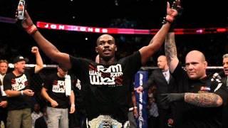 Jon Jones UFC140 God Gave Me Style/Beautiful People Song