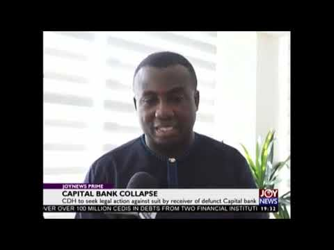 CDH Holdings refutes claims it owes defunct Capital Bank GH₵100million