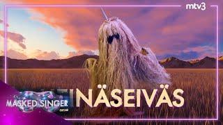 HEINÄSEIVÄS - FREESTYLER | MASKED SINGER SUOMI | MTV3