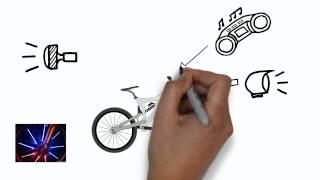 Василий и велосипед (дудл видео)
