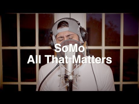 All That Matters (Justin Bieber Cover)