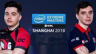 CS:GO - NRG vs. Gambit [Train] Map 1 - Semifinals - IEM Shanghai at ChinaJoy 2018