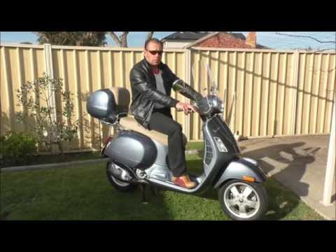 Vespa GTS 250 FL / 300 FL  full review 2015