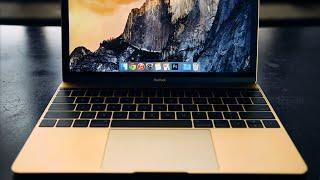"""Полный обзор MacBook 12"""""""