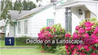 Lawn Care : How To Create A Landscape Plan