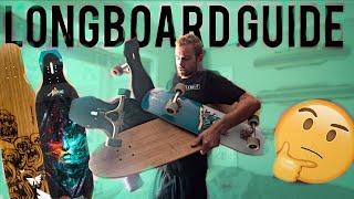 LONGBOARD GUIDE   Which Longboard Should You Buy?