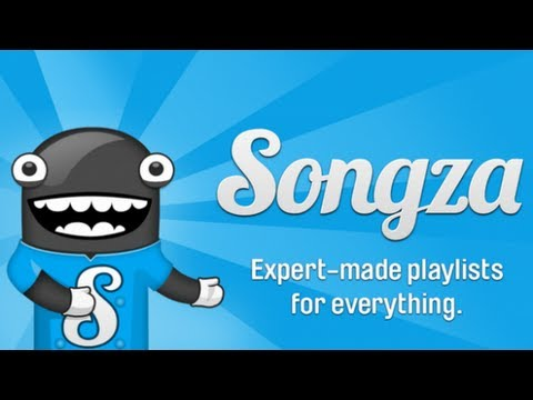Songza For Android App Review – Awesome Music App!!