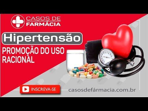 Drogas boa redução da pressão arterial