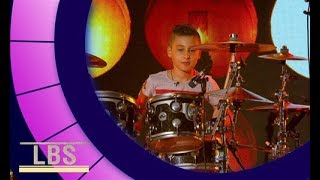 Meet Viral Sensation Kid Dancer Tavaris Jones | Little Big Shots Aus Season 2 Episode 3