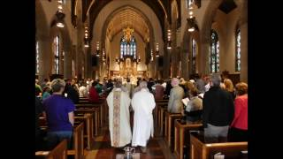 Mary, First Among Believers at Opening Centennial Mass