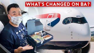 British Airways A350-1000 Travel Corridor FULL Flight (UK and UAE)