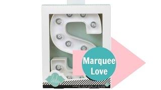 Marque Love / Inspiración de Scrap