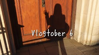 Autumn Skies, Cabbage & Covid • Vlogtober Day 6