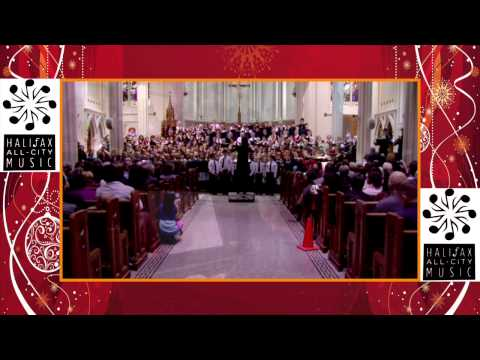 Halifax All City Music Christmas Festival 2014