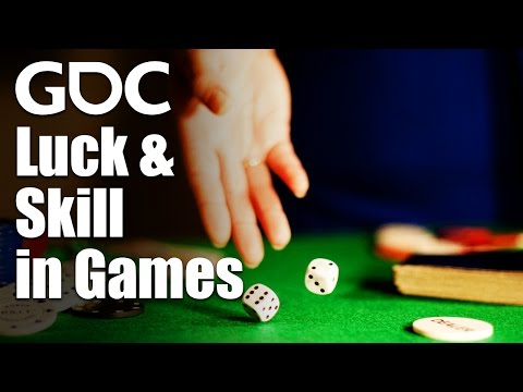 Luck and Skill in Games