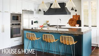 Kitchen Makeover: A Beautiful Lakefront Kitchen