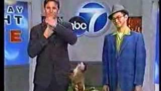 KABC TV Monday Night Live promo 1998