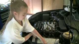 Audi 100/A6 C4 Replacing gasket of cylinder head cover