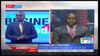 Business Today: Cytonn 2017 outlook 9/1/2016