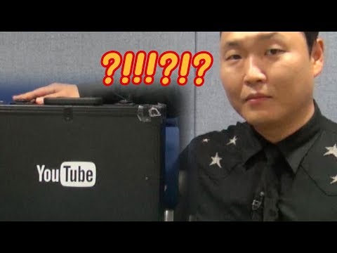 PSY x YouTube – PSY Reaches 10 Million Subscribers