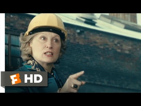 The Iron Lady (6/12) Movie CLIP - Put the 'Great' Back into Great Britain (2011) HD