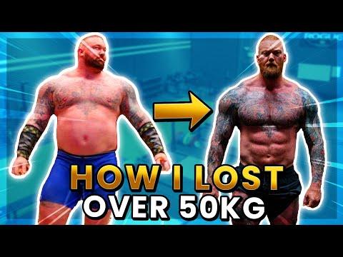 Anthony johnson pierdere în greutate