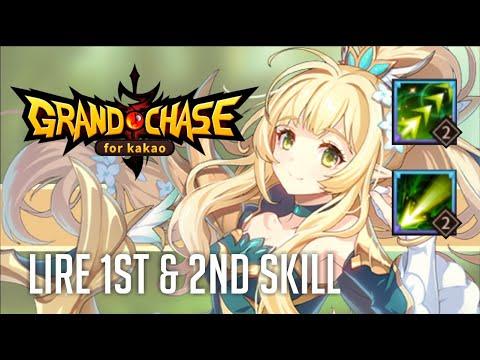 Grand Chase Kakao - Lire Limit Break - смотреть онлайн на