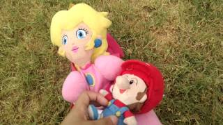 Inside Out Plush Episode 1: Baby Mario's Anger