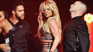 Britney Spears-Liar (live)