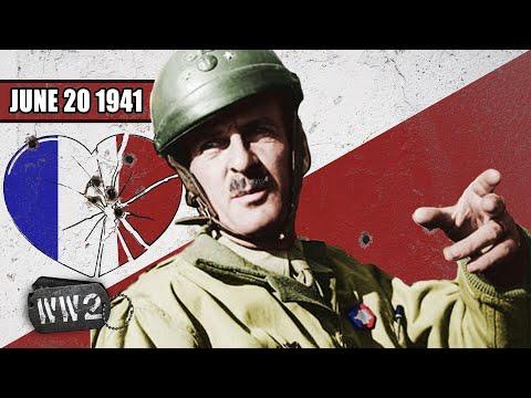 Operace Battleaxe a předvečer invaze do SSSR