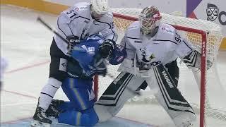Шевченко изгнан со льда за агрессию