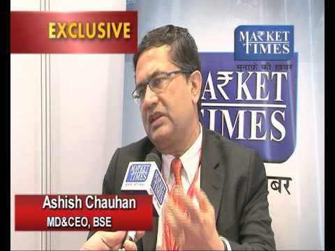 Ashish Chauhan in conversation with Markettimestv...