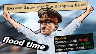 Hearts of Iron 4 - Peaceful Hitler - Just Political Power