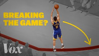 How the 3-point line is breaking basketball