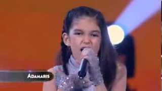 Adamaris - GOMA DE MASCAR - Concierto 3 - Academia Kids