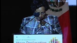 Maya Declaration: Bank Of Tanzania