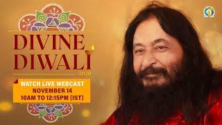 Celebrate Divine Diwali 2020 with DJJS | Promo Video | Live Webcast on 14th Nov