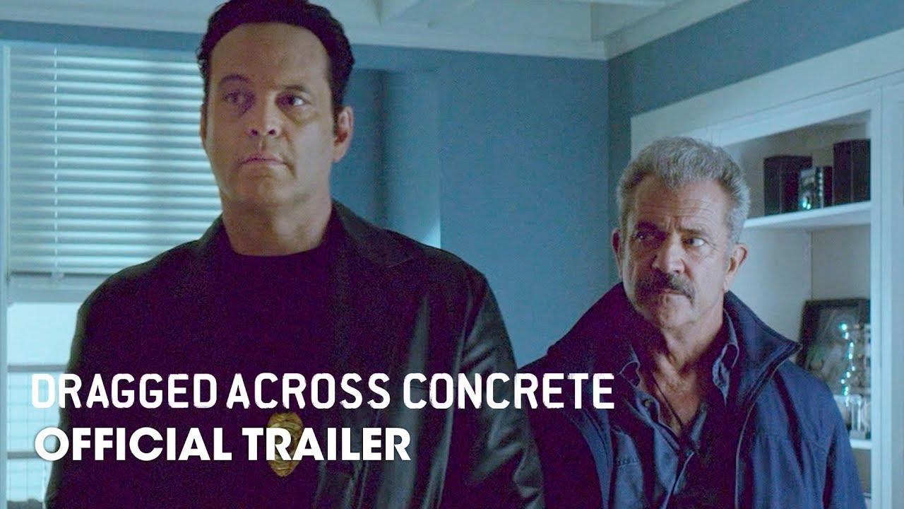 Trailer för Dragged Across Concrete