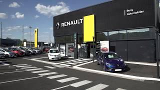 Renault Dacia Bony Automobiles Concessionnaire - MALAUZAT