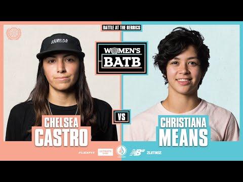 WBATB   Chelsea Castro vs. Christiana Means - Round 1