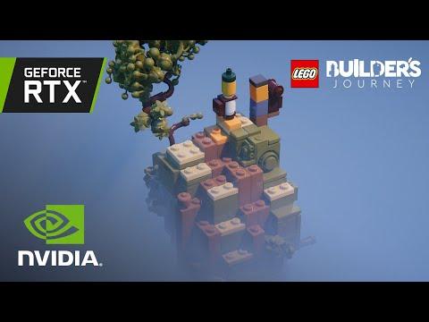 幾何迷題遊戲《樂高 拼砌旅程》將於6月22日在Switch/Steam上推出