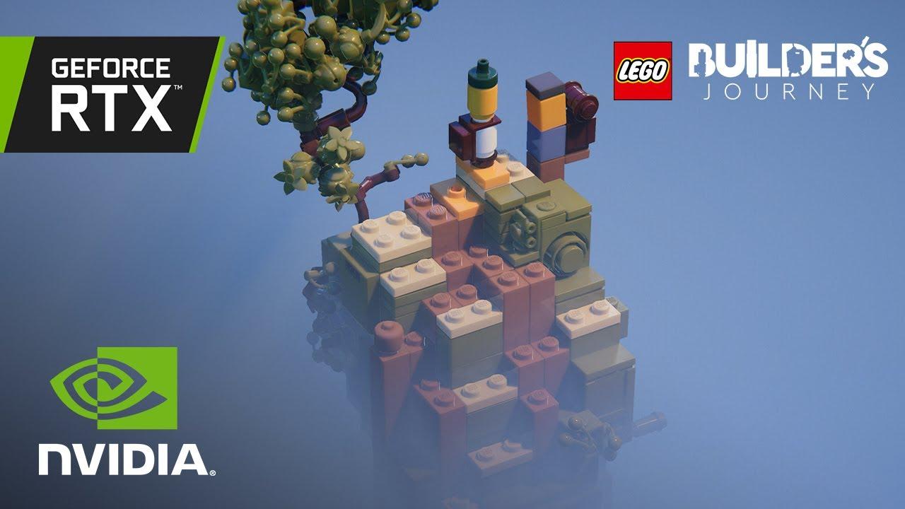LEGO® Builder's Journey gameplay footage