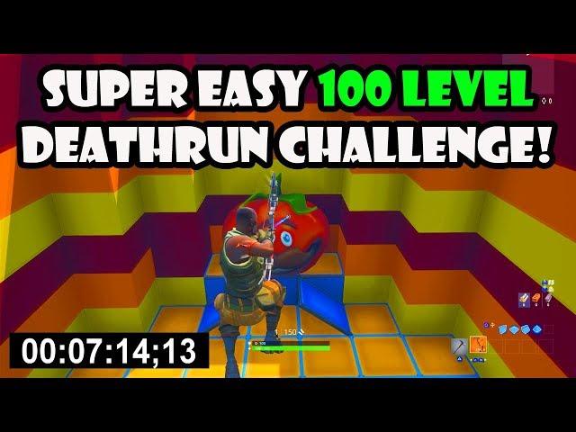 Deathrun 100 levels