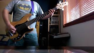 Parkway Drive - Chronos - Bass Cover
