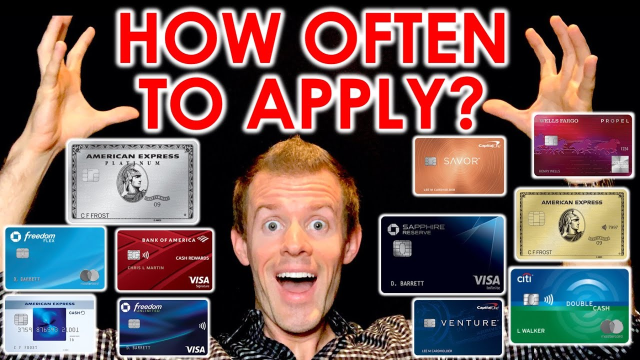 CHARGE CARD 101: How Frequently To Look For Credit Cards thumbnail