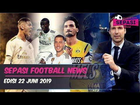 Hazard, Jovic, dan Mendy Siap Debut 😎 TVRI Siarkan Liga Inggris ⚽️Berita Bola Terbaru Hari Ini