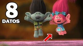8 Curiosidades Sobre Trolls La Pelicula