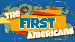The First Americans Explanation for Kids