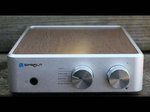 Review! The PS Audio Sprout 100!